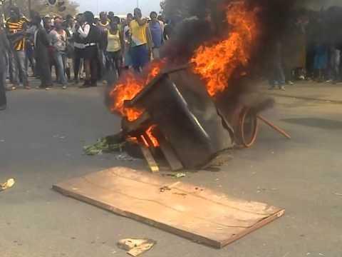 strike xa Maspala ka Malamulele