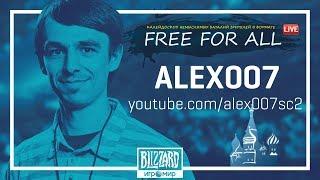 НАС 100,000! Alex007 на Игромире: Free For All зрителей канала