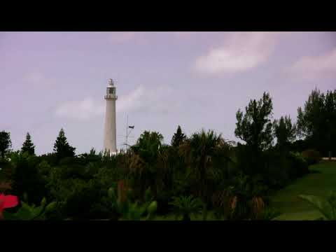 Video Of Gibbs Hill Lighthouse  Tallest Lighthouse On The Island Of Bermuda
