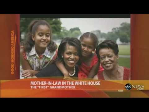 Meet The FIRST GRANDMA ! | White House Mother-In-Law | MARIAN ROBINSON | Good Morning America