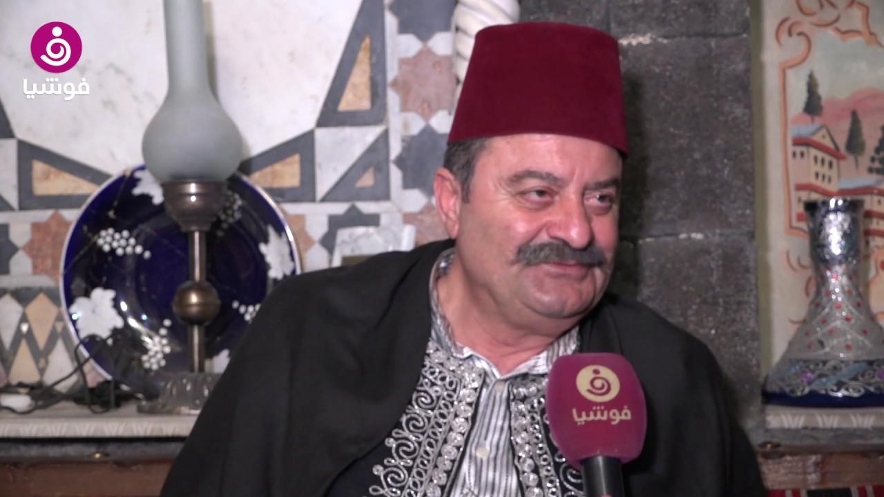 زهير رمضان  يكشف تفاصيل الزعيم وكرسيه!