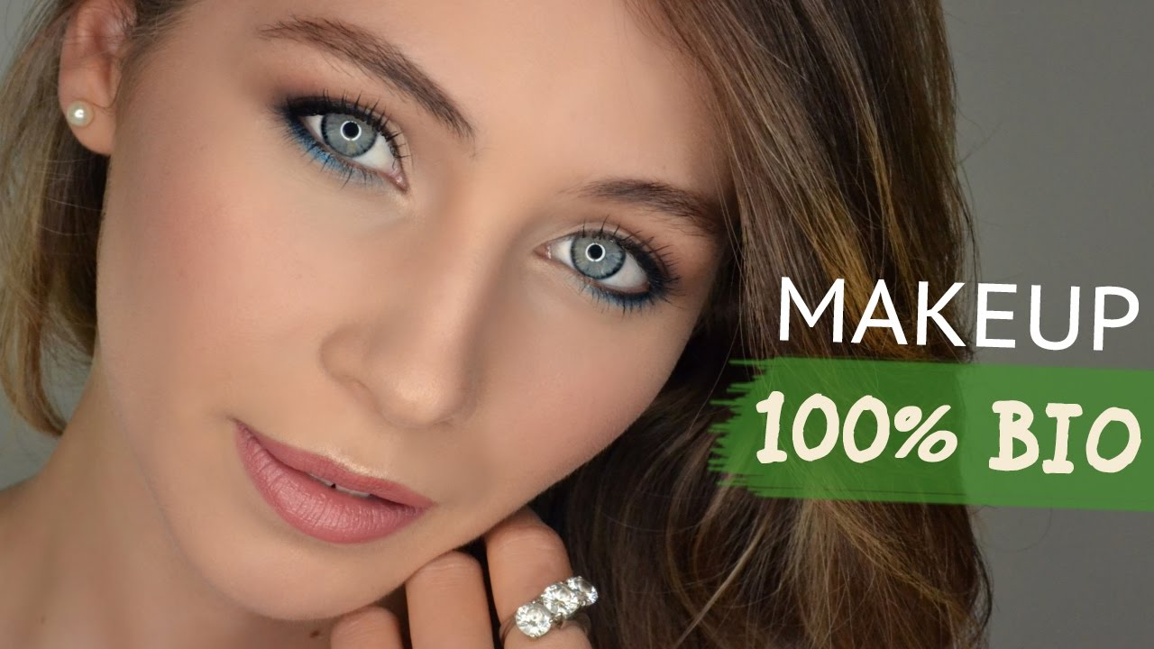 Favoloso Trucco Naturale 100% BIO | Makeup Tutorial - YouTube HW47
