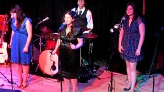 The Unthanks - The Testimony of Patience Kershaw - Band on the Wall - 20/10/09