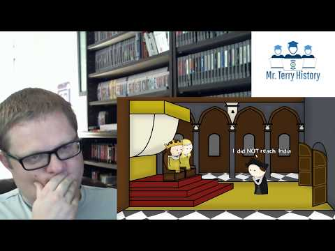 A History Teacher Reacts | Oversimplified - American Revolution (Part 1)