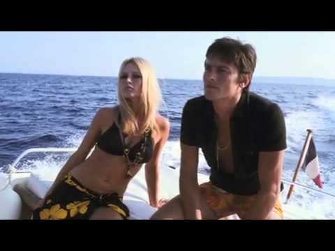 Brigitte Bardot   Alain Delon