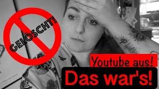 Mein Kanal soll gelöscht werden! 🤬 | Artikel 13! | Mein Statement 😡 | Realtalk | Linda