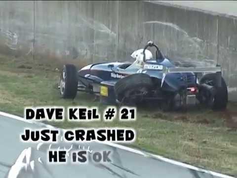 Skip Barber Formula Car Racing At Road Atlanta