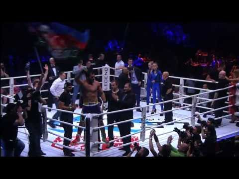 Badr Hari VS Zabit Samedov K-1 may 2013 LEGEND HD (OFFICIAL)