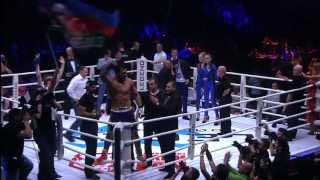 Badr Hari VS Zabit Samedov K-1 may 2013 LEGEND