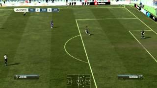 FIFA 12 GP EVO ADVANCED GAMEPLAY PATCH V 6.0 beta testing video 2