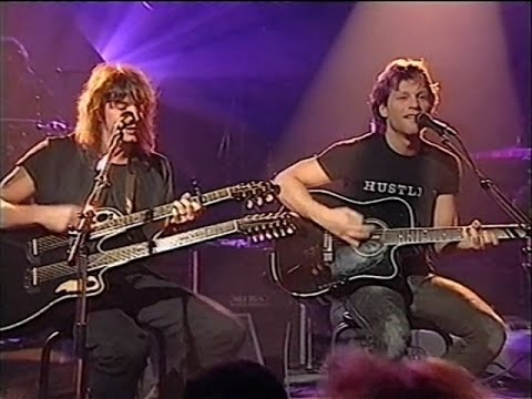Bon Jovi on