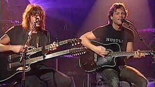 """Bon Jovi on """"TFI Friday"""" 1996 [FULL]"""
