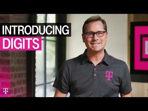 DIGITS Is Ready For Customers! | T-Mobile
