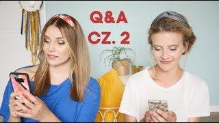 Q&A #2 | Najbardziej żenujące sytuacje z naszego życia to...? | MarKa