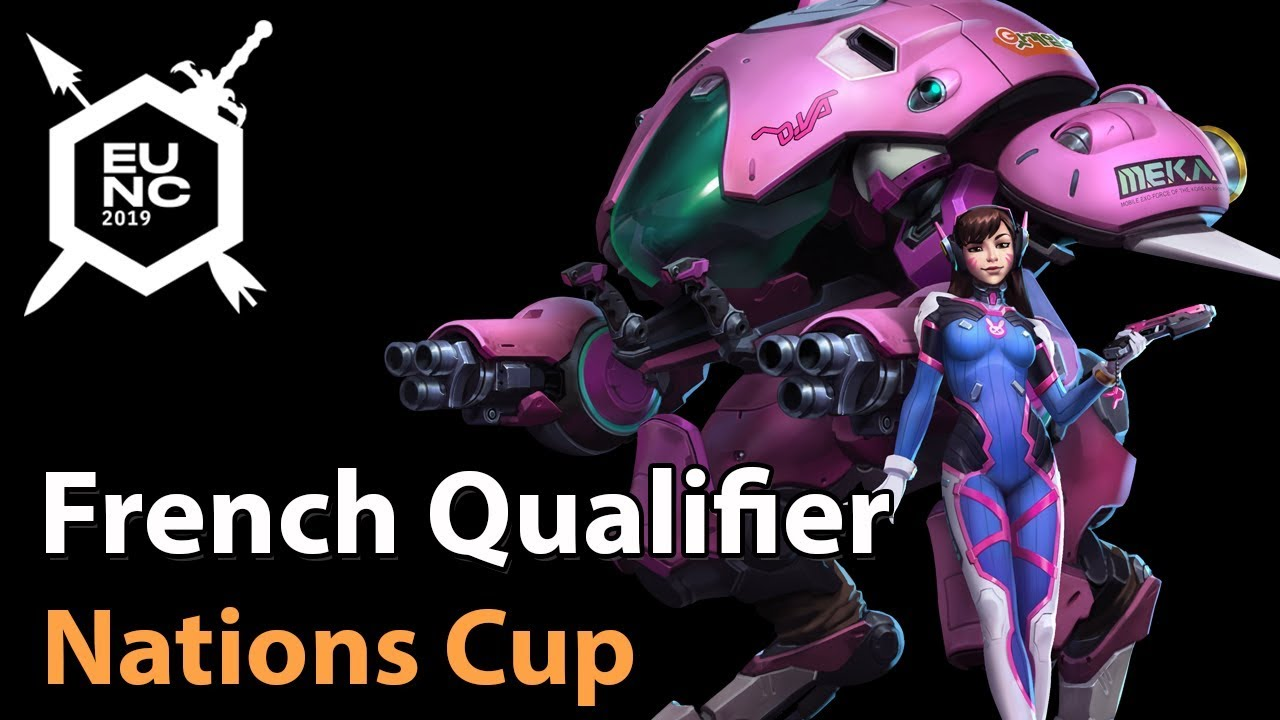 ► Heroes of the Storm Nations Cup: French Qualifier - Nexus Games