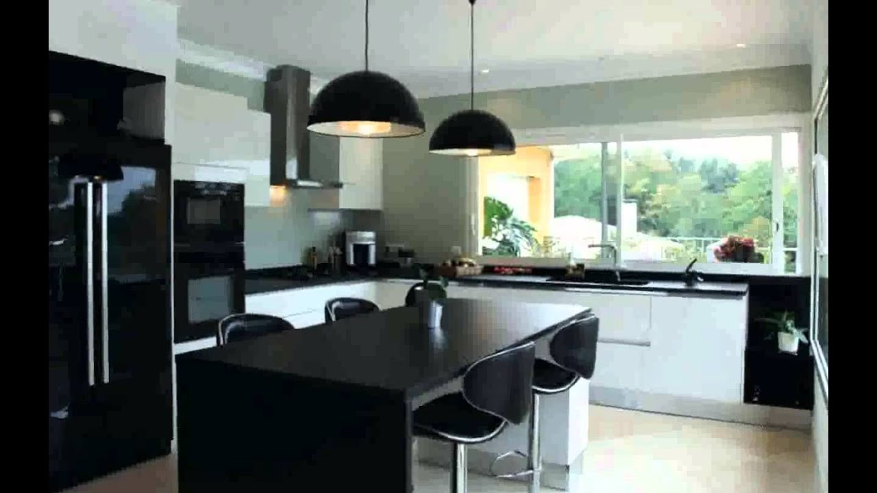 Cuisine contemporaine italienne youtube for Decoration cuisine moderne