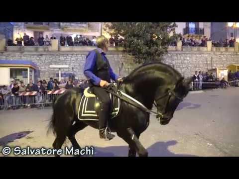 Vicari (PA) - Sfilata equestre - seconda parte - 2018