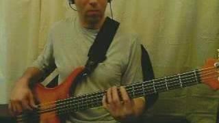 Sir Duke - Stevie Wonder bass play-along