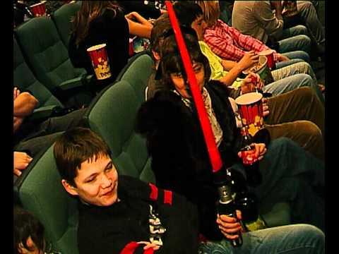 Vip просмотр STAR WARS в Киномаксе.avi