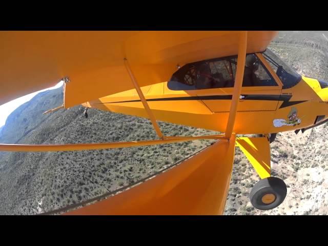 Flying Arizona - Red Creek
