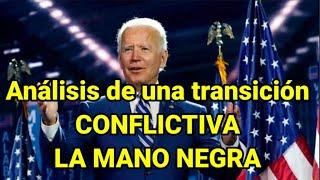 Cambio de mandato en USA. Análisis de una transición conflictiva