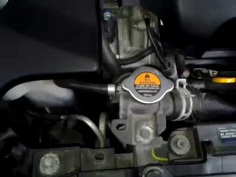 Engine Knock In A 2011 Nissan Maxima