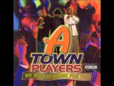A-Town Players - Player can't you see (feat.  Iceberg and Keisha Jackson)