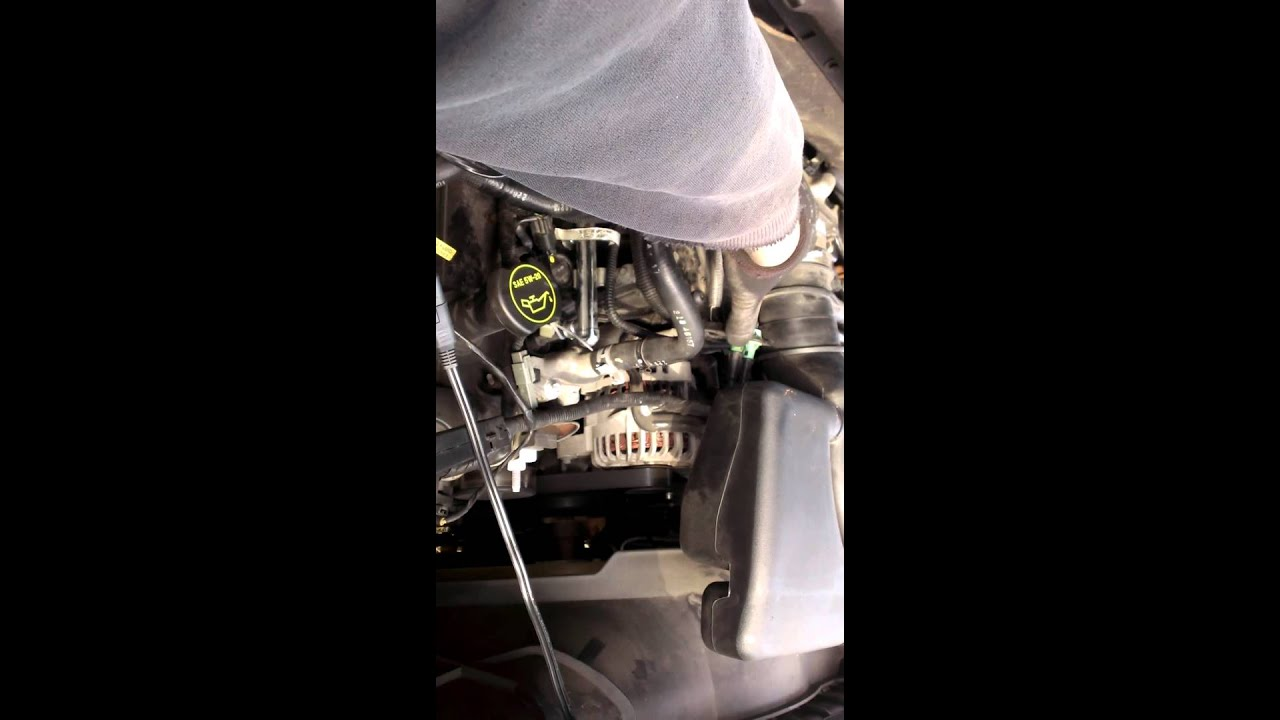 P0172 P0174 Codes Ford Expedition 03 Youtube