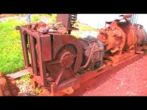Abandoned Underground Mine, Museum, Pioneer Mine, ELY Minnesota