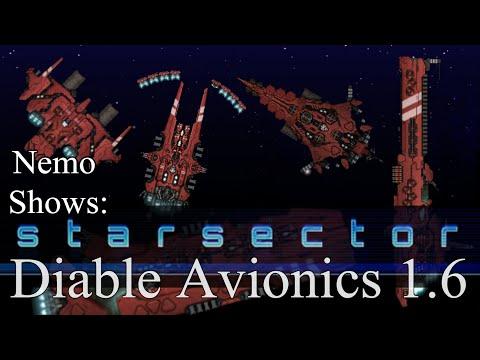 Nemo Shows: Diable Avionics 1.6 (Starsector Mod Spotlight)