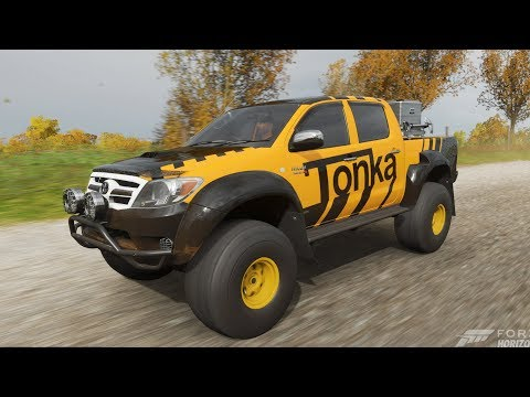 TOYOTA HILUX ARCTIC | Carreras Cross Country | Forza Horizon 4 thumbnail