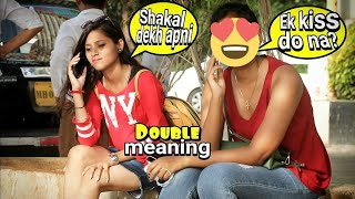 very Cute girls | double call clash prank video | Call Clash Prank on Girls - Prank In India, BRbhai