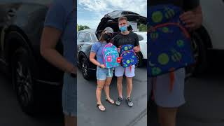 Nelson Auto Group & 180 Disaster Relief Backpacks & Grocery Distribution