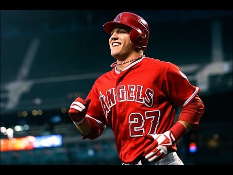 Mike Trout- The Flying Fish