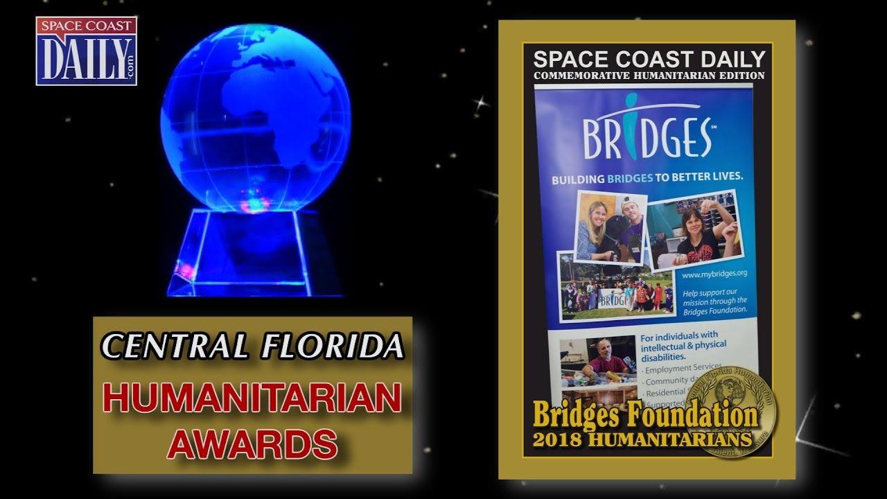 Bridges Foundation 2018 Central Florida Humanitarians