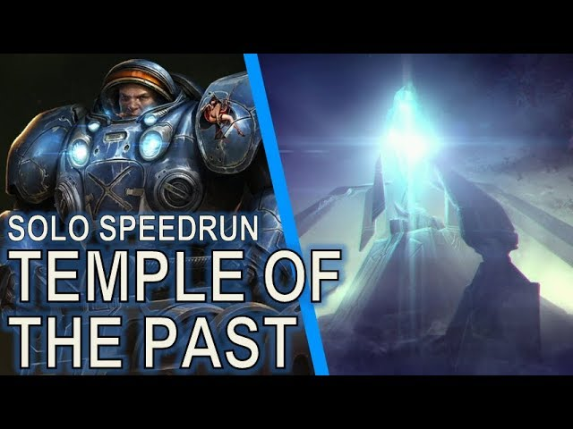 Starcraft II: Temple of the Past - Full Clear Solo [with Tychus]