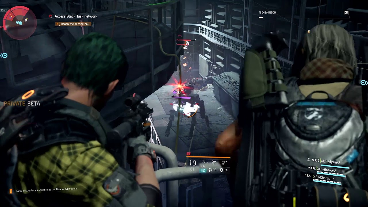 The Division 2 – Time for End Game - MMORPG com