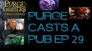 Purge casts a pub Ep. 29