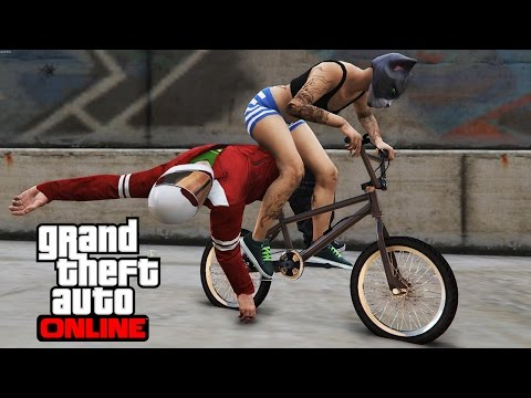 GTA 5: EPiC FAILS & STUNTS #18 (GTA 5...