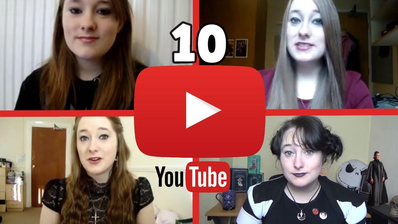 My 10 Years On YouTube Anniversary!