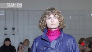 ERIKA CAVALLINI Milan Fashion Week Fall Winter 2017 2018 - Fashion Channel
