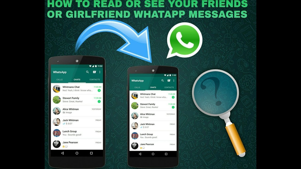 Whatsapp Hack Online: How to Spy Whatsapp Messages