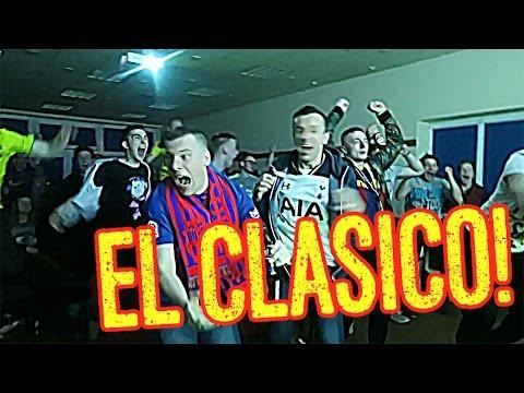 REAKCJE na EL CLASICO! | IV Zlot Footroll