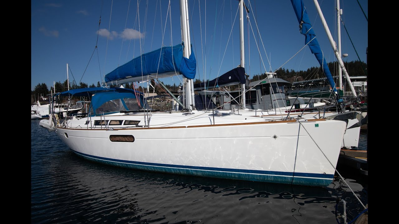 For Sale 2010 Jeanneau Sun Odyssey 44i Bluewater Sailboat