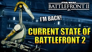The Current State of Star Wars Battlefront 2 - (Incoming Content Discussion, Channel Update)