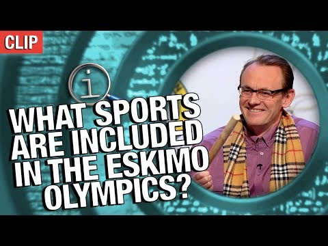 Thumbnail: QI | What Sports Are Included In The Eskimo Olympics?