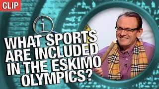 QI | What Sports Are Included In The Eskimo Olympics?