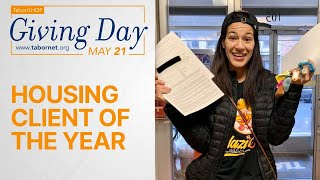 Housing Client of the Year | Tabor/LHOP Giving Day!
