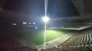 Jocuri de lumini / Stadionul Steaua