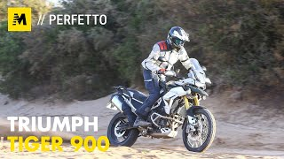 Triumph Tiger 900 2020: TEST in Marocco, promossa! [English sub.]